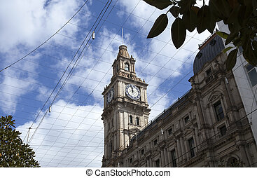 Clock Tower and Clocks - Clock Tower and clocks of the...
