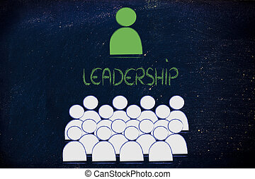 leadership, management and individualism - metaphor of...