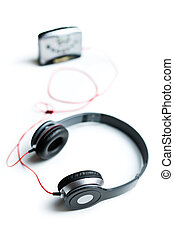 headphones with personal stereo