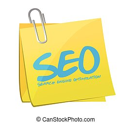seo search engine optimization post illustration