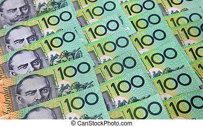 Australian One Hundred Dollar Notes