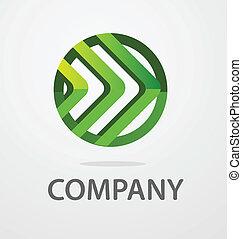Corporate icon.