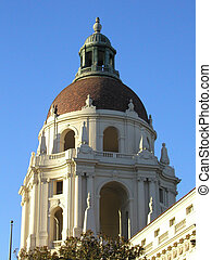 Domed Building - Domed building in Pasadena, CA