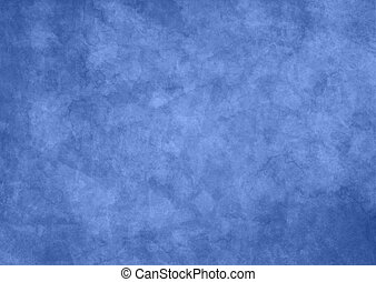 Blue background - Blue artistic abstract background, mixed...