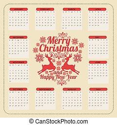 calendar design  over pink background  vector illustration