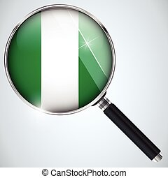 NSA USA Government Spy Program Country Nigeria