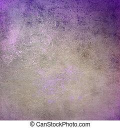 紫色, 老, 葡萄酒, 結構, 背景