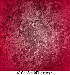Red grunge texture for background