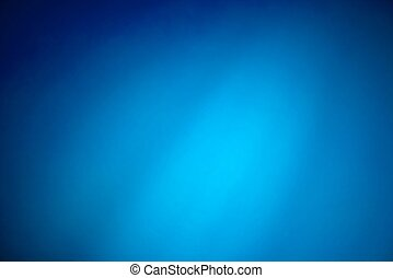 Blue background - Smooth gradient background, blue taxture