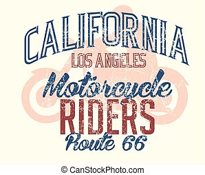 california retro route 66 vector art