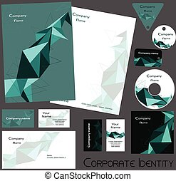 Corporate identity template no 14 - Corporate identity...