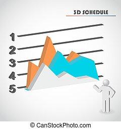 top diagram vector