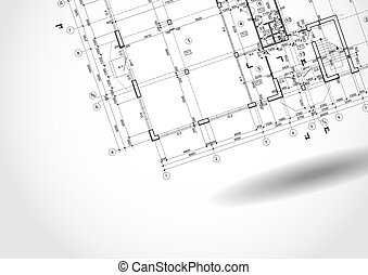 Architectural Background. - Architectural Background Sketch....