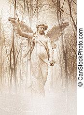 森林, 天使