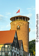Trendelburg fortress, Germany - One of Germanys...