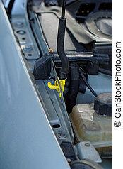 car bonnet support - car hood stand