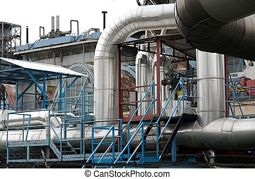 Industry - Heavy industrial plant