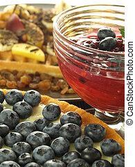 Blueberries desserts - Sweet ideas on perfect desserts from...