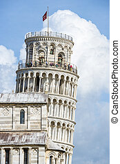 Leaning Tower Pisa - Picture of the Leaning Tower of Pisa at...