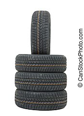 Tyre sets - A set of new winter tyres