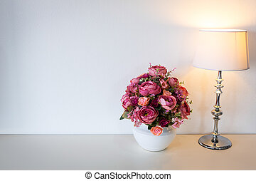 Decoration artificial flower