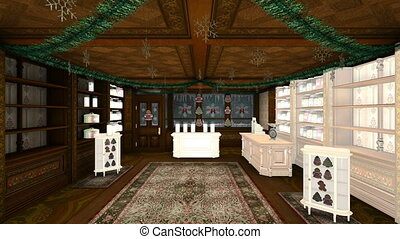 shop - inside shop