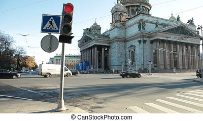Saint Petersburg Landmarks - St Isaacs Cathedral