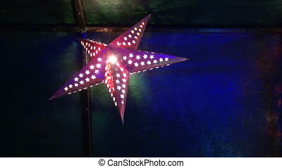 decorative christmas star lamp - decorative christmas star...