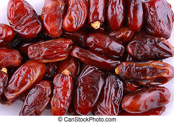 Group of dates birdview