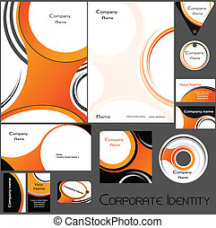 Corporate identity template no 15 - Corporate identity...