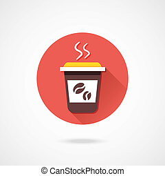 Vector Coffee Icon