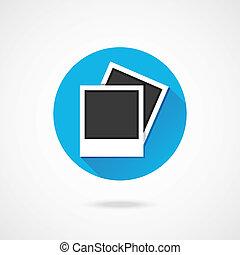 Vector Photo Frames Icon
