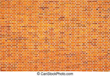 yellow brick wall - image of a large yellow brick wall