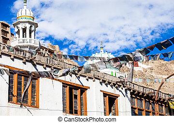 Chokhang Vihara, Leh, Ladakh, India