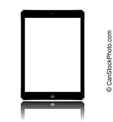 アップル, iPad, 空気