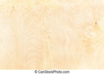 Birch plywood background - Birch plywood. High-detailed wood...