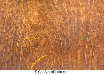 Plywood texture. High-detailed wood background series.