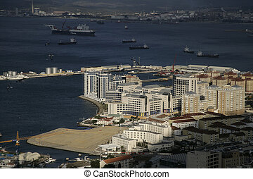 Gibraltar is a British Overseas Territory located on the...