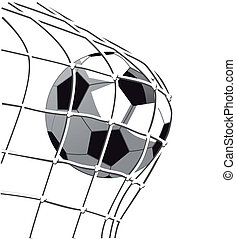 Clip Art Soccer Goal Clipart soccer goal clip art and stock illustrations 31271 clipartby