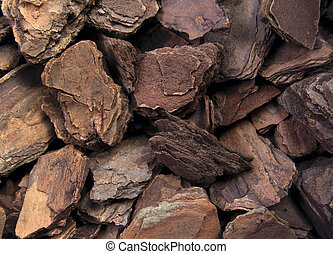 wood chips - close up of wood chips texture background