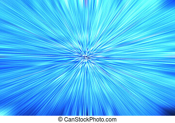 blue abstract background - blue, radial, abstract background...