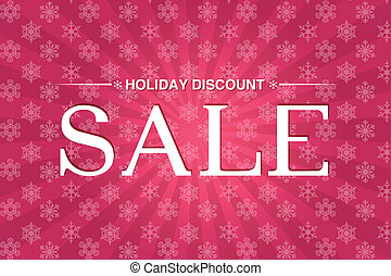 Christmas Sale Advertising.File contains Gradients,...