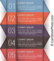 Modern Infographics Design Template - Modern infographics...