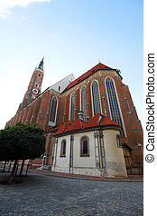 Church of Landshut