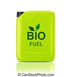 combustível,  bio, galão
