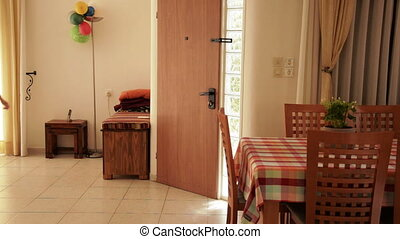 Vigilance housewife - She did not open the door to a...