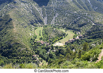 Cirque of Navacelles - Navacelles, French natural heritage...