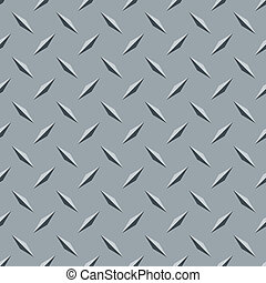 non-skid treadplate steel seamless pattern - non-skid...