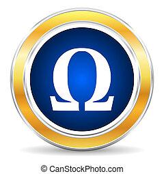 omega, icono