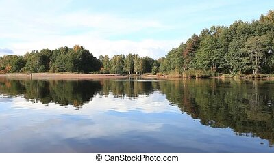 river - HD1080: River Landscape Tripod loop